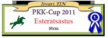 PKK-Cup palkinto